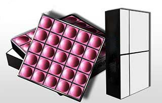 Керамические износостойкие вкладыши на стальной пластине