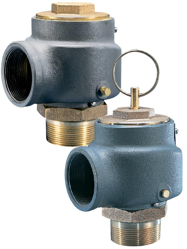 Предохранительный клапан RV - AIRLOCK